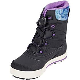 Merrell Snow Bank 2.0 Waterproof Boots Children purple/black